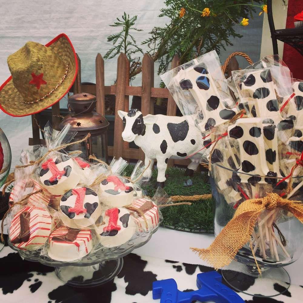 Western Decor For Birthday: Western Cowboy Birthday Party Ideas