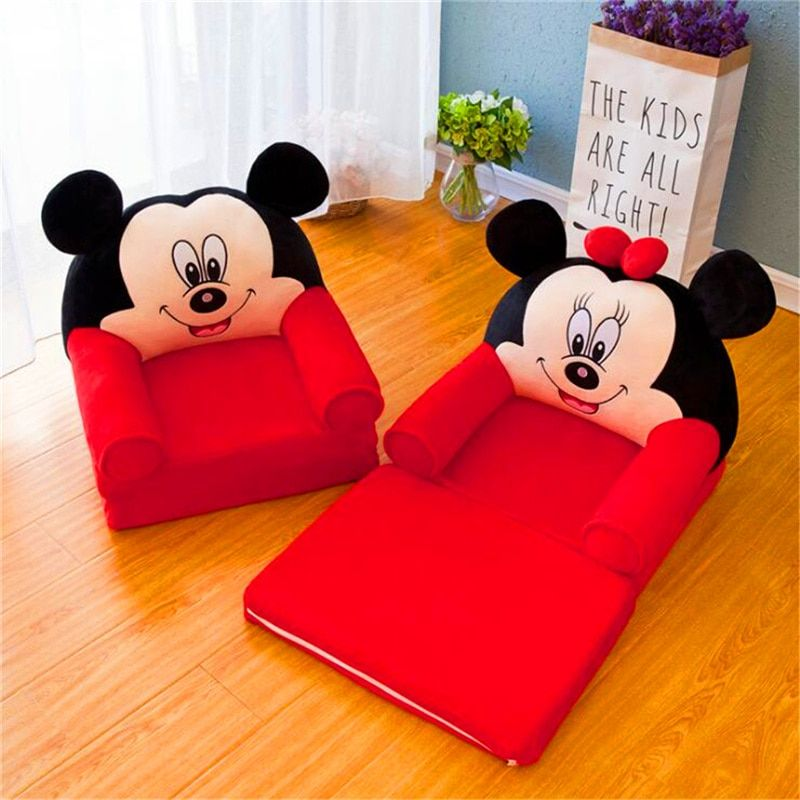 Washed Kids Sofa Fashion Children Sofa Folding Cartoon Baby Mini Sofas Kindergarten Baby Seat Sofa With Filling Home Furniture Em 2020 Poltrona Para Criancas Poltrona Infantil Almofadas Modernas