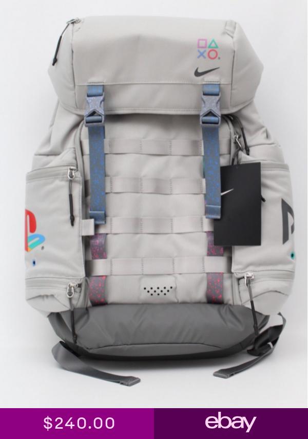 Nike PG 2.5 X Playstation Backpack Bag Paul George BA6121