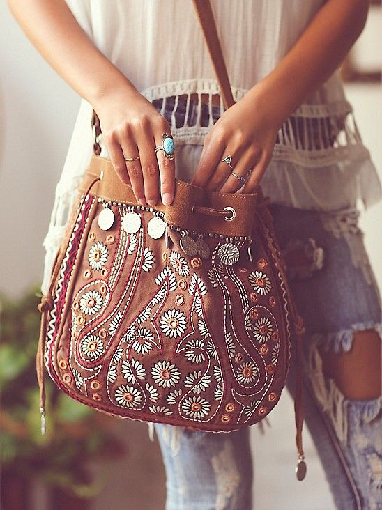 bohemian ☮k☮  boho  bag More 12942404f9ac3