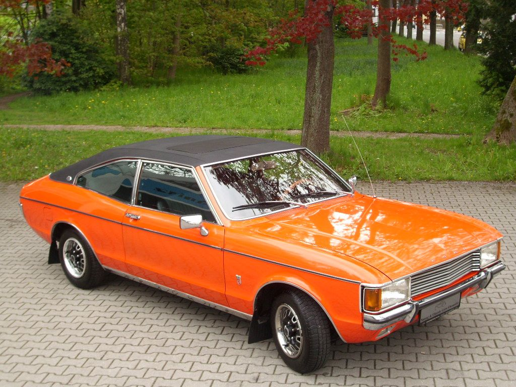 Larry Roesch Ford >> Granada GXL Coupe | Cars, just cars. Oh, and some bikes ...