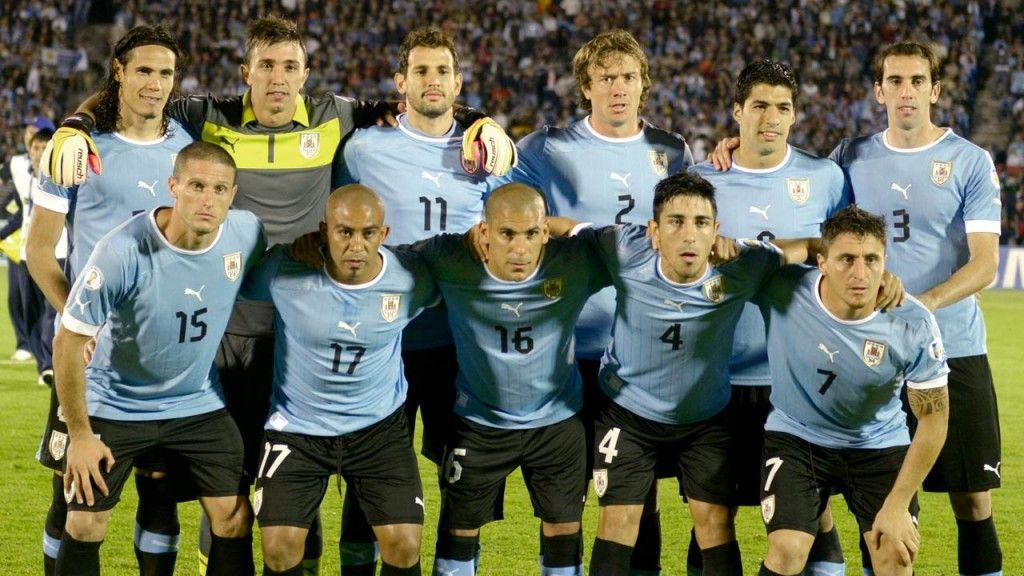 Resultado de imagen para uruguay equipo futbol