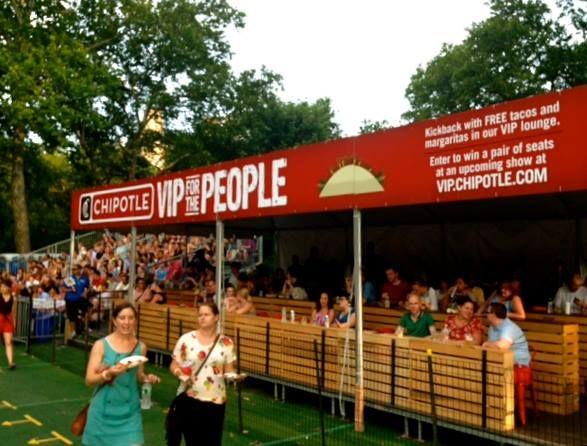 City Parks Foundation Summerstage Park City Festival Design Outdoor Concert
