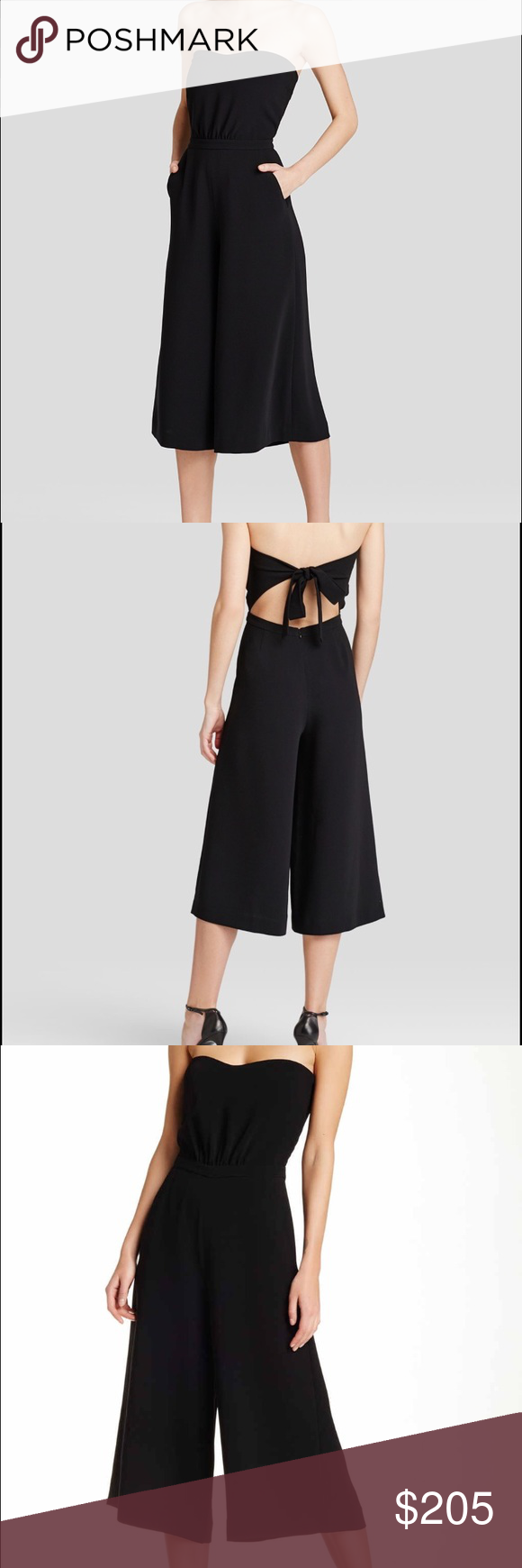 SALE  Elizabeth and James jumpsuit Sold out at NEIMAN MARCUS. fabulous back tie jumpsuit. The perfect Saturday night date look!  NEW WITH TAGS Elizabeth and James Other