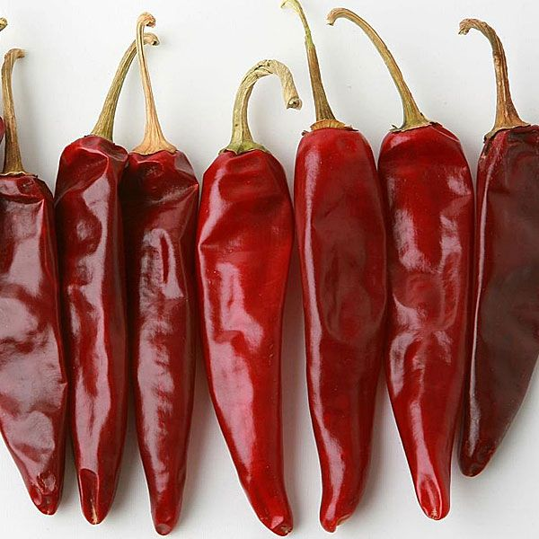 Guntur Sannam Chili Pepper 35,000 - 40,000 Scoville Units