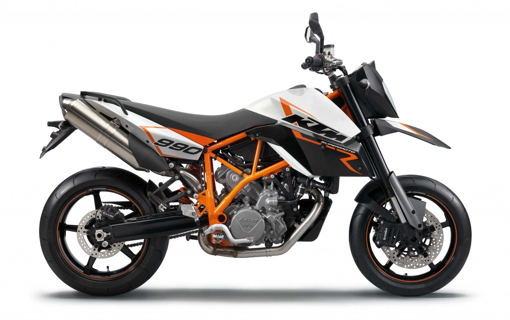 2012 KTM 990 Super Duke R motorcycle review @ Top Speed