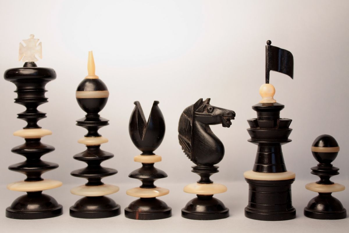 Box Boards Chess Pieces Chess Set Unique Chess