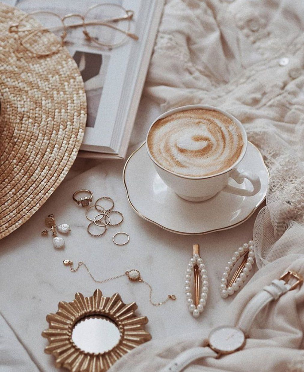 What S Your Go To Coffee Order Annalovesneutrals Coffee Latte Neutrals Jewelry Dreamy Flatlay Flatlays Coffeeart Https Coffee Art Flatlay Coffee