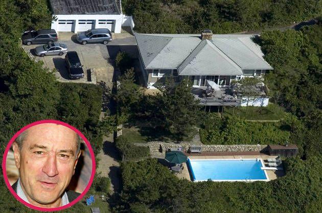 Celebrities homes in the hamptons robert de niro 39 s home for Celebrity homes in the hamptons