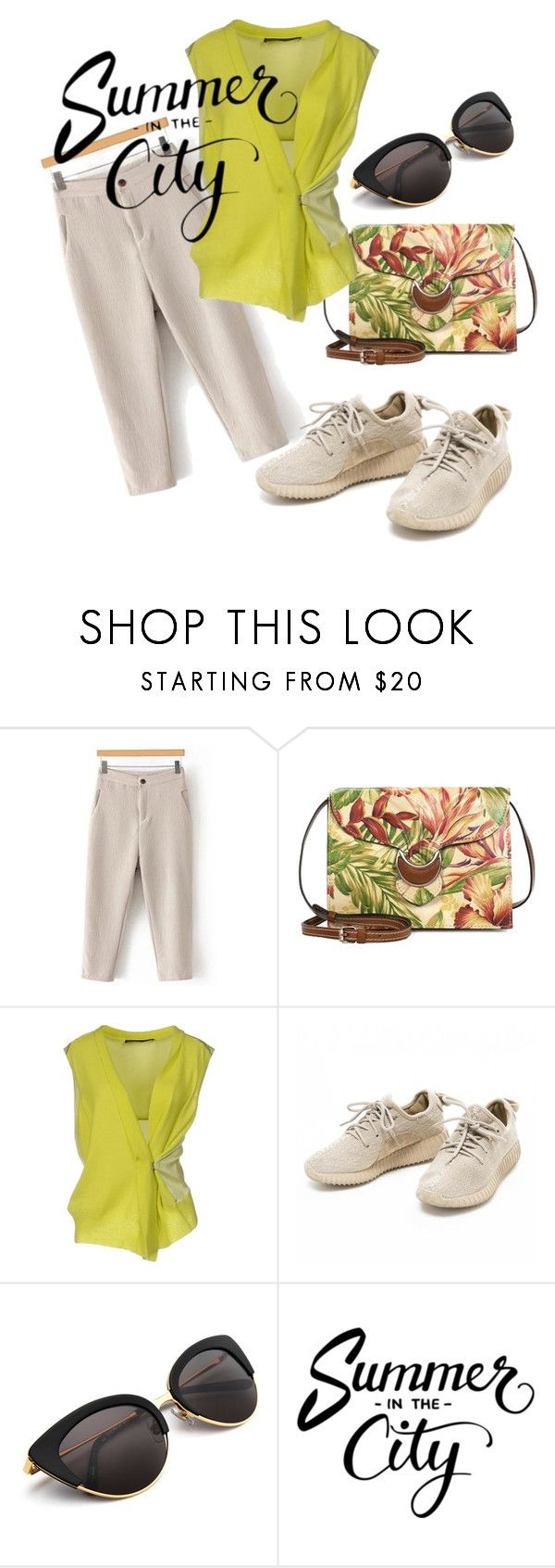 """""""summer"""" by omahtawon ❤ liked on Polyvore featuring Patricia Nash and Haider Ackermann"""