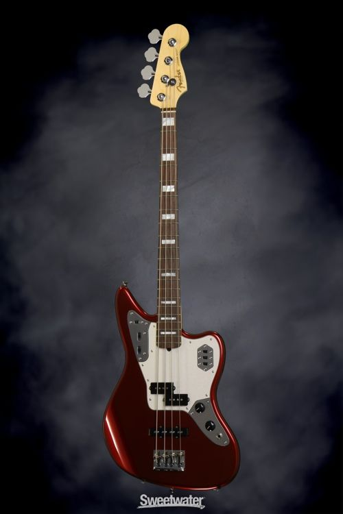 Famous Strat Wiring Mods Huge Bass Support Clean Dimarzio Switch Les Paul 3 Pickup Wiring Diagram Youthful Bulldog Remote Start Installation OrangeGuitar Pickup Installation Fender American Standard Jaguar Bass   Mystic Red | Sweetwater.com ..
