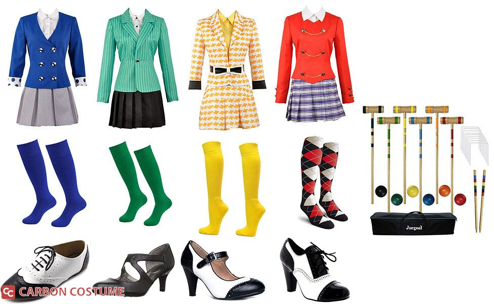 Halloween 2020 The Musical Heathers: The Musical Costume | Broadway costumes, Heathers the
