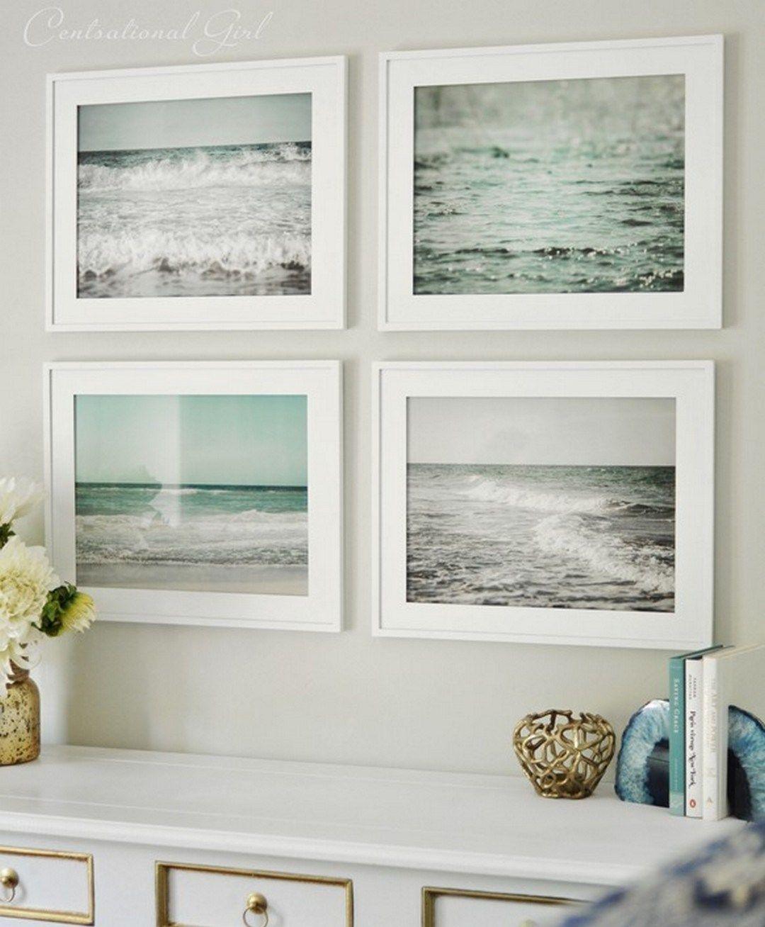99 Perfect For A Beach Themed Bathroom Ideas (27