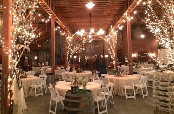 See Quiet Meadow Farm Weddings and Events on WeddingWire | Wedding venues utah, Winter barn ...