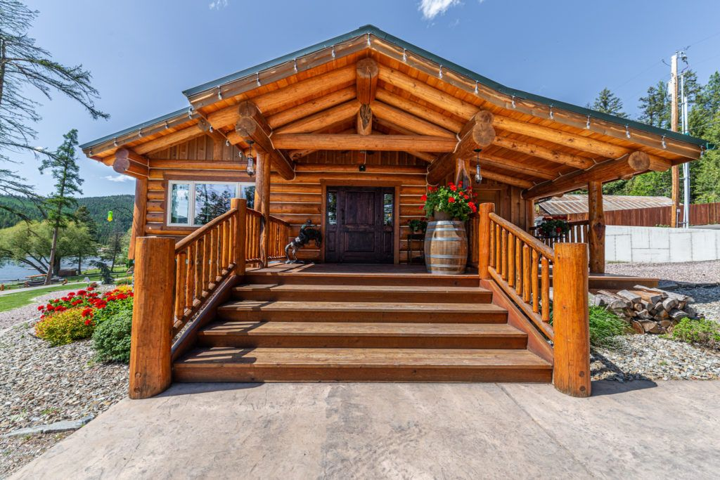 The lodge at lake mary ronan in 2020 lodge guest cabin