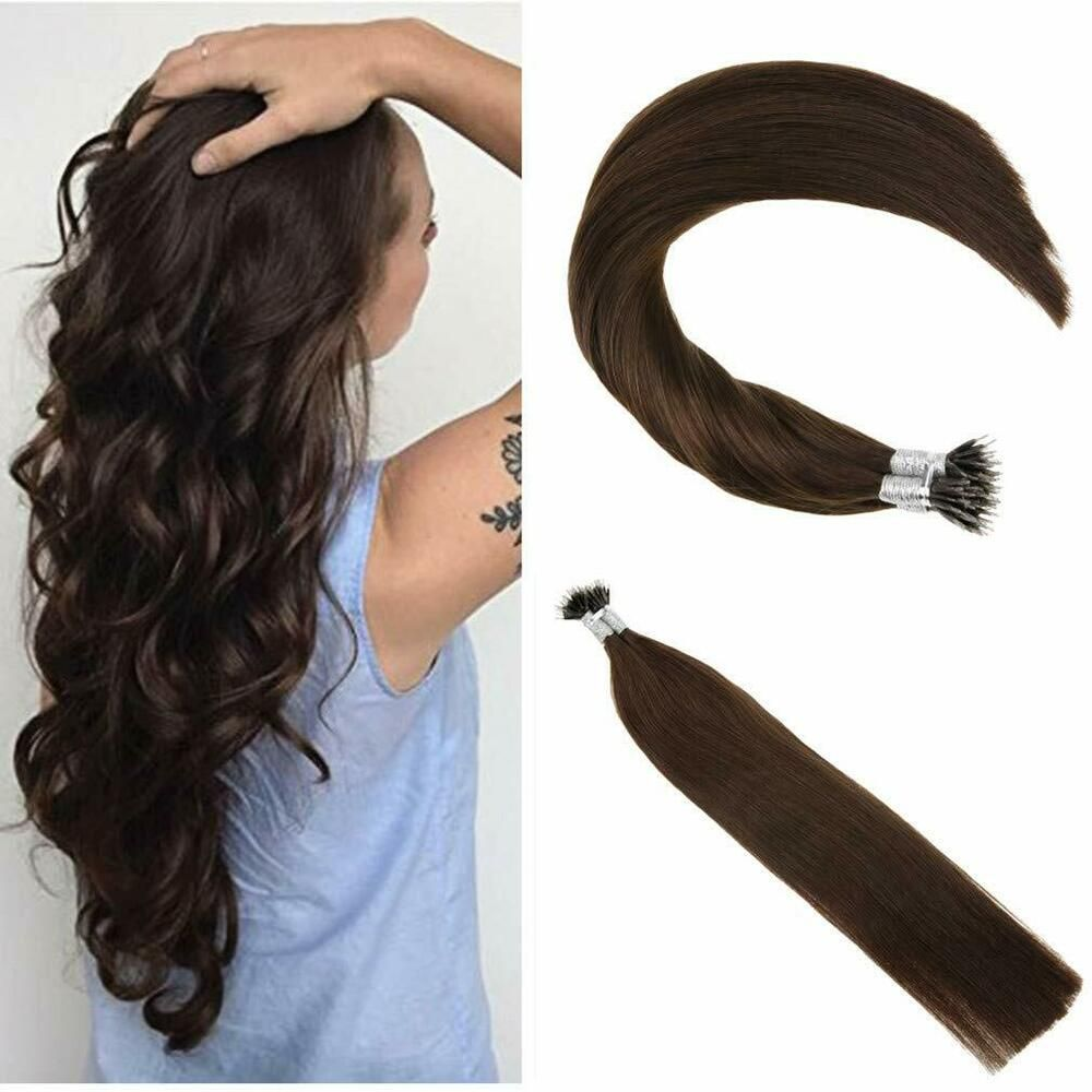 Extensions Fusion Silk Protein Hair
