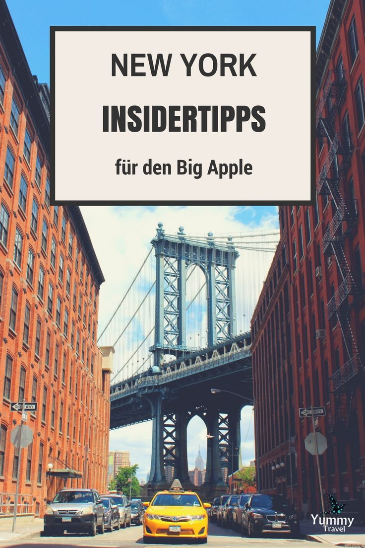 New York Geheimtipp: ULTIMATIVE Tipps für deine Reise