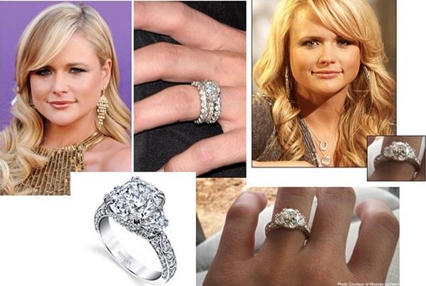 More Of Miranda Lambert S Harry Kotlar Engagement Ring