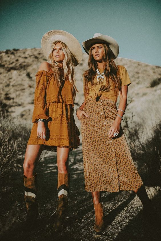Boho Hippy Clothes