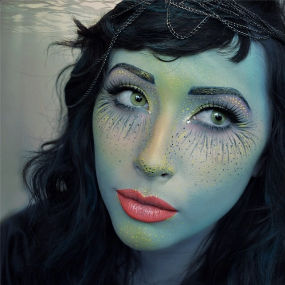 Sugarpill cosmetics- awesome fantasy makeup | Make-up ...