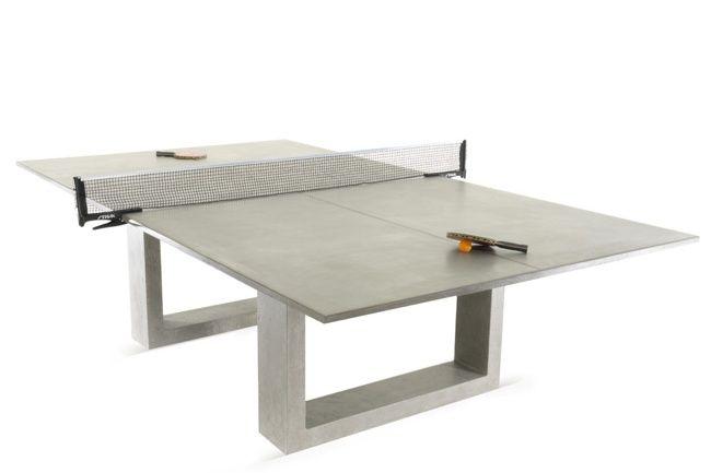 James De Wulf Ping Pong Table