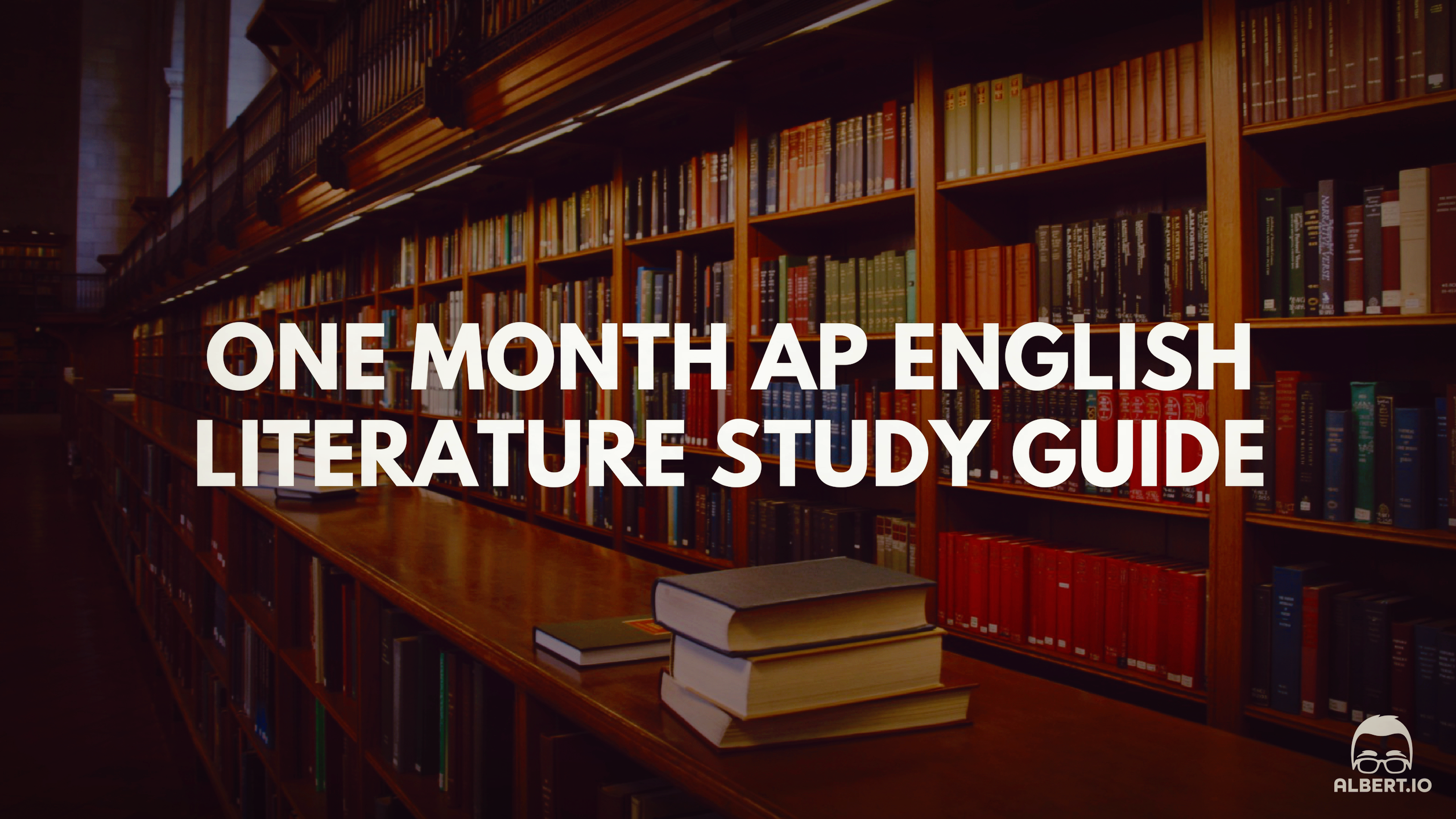 AP English Literature Study Guide
