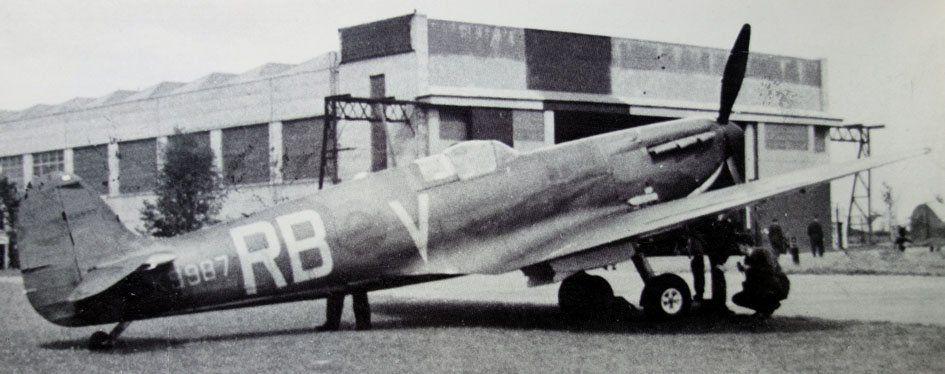 Spitfire Gun Camera - WWII - Britmodeller com   Splitfire