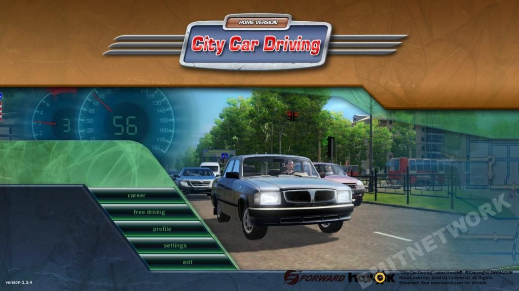 City Car Driving 1 4 Nowa Wersja Dlc Gratis 5140588744 Oficjalne Archiwum Allegro City Car Car Driving Games