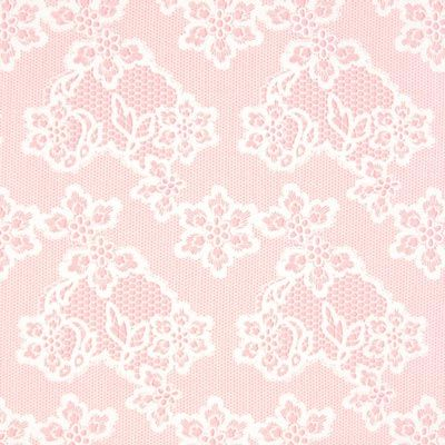 Meadow Flowers Cotton Jersey – pink
