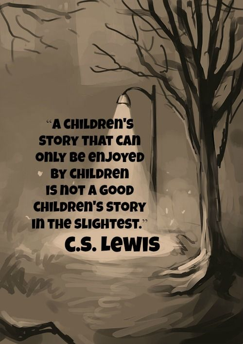 C.S. Lewis quote – JACKIE LEA SOMMERS