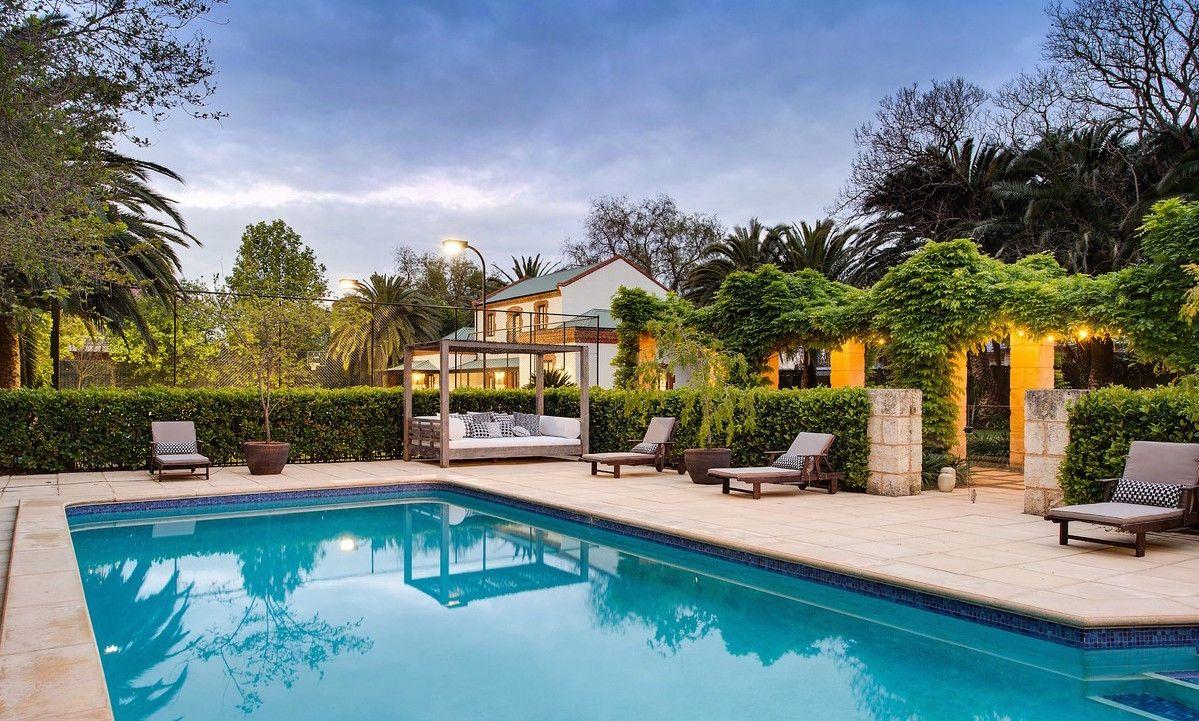 Mansion. Luxury. Living. Lifestyle. Swimming pool. Medindie. Adelaide. InDaily.