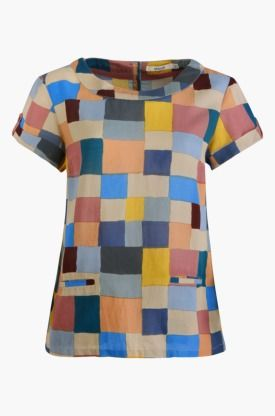 Readymoney Top from Sea Salt Cornwall, socially responsible with local manufacturing