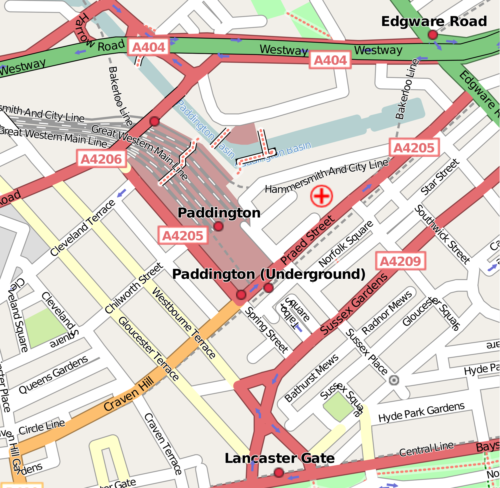 How Do I Get From St Pancras To Paddington