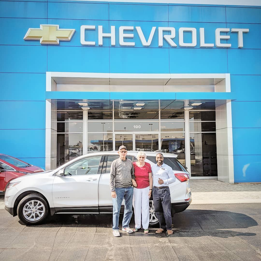 Ken And Elaine The Voss Chevrolet Family And I Would Like To Time
