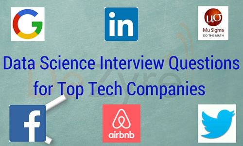 Data Scientist Interview Questions for Top Companies | Data
