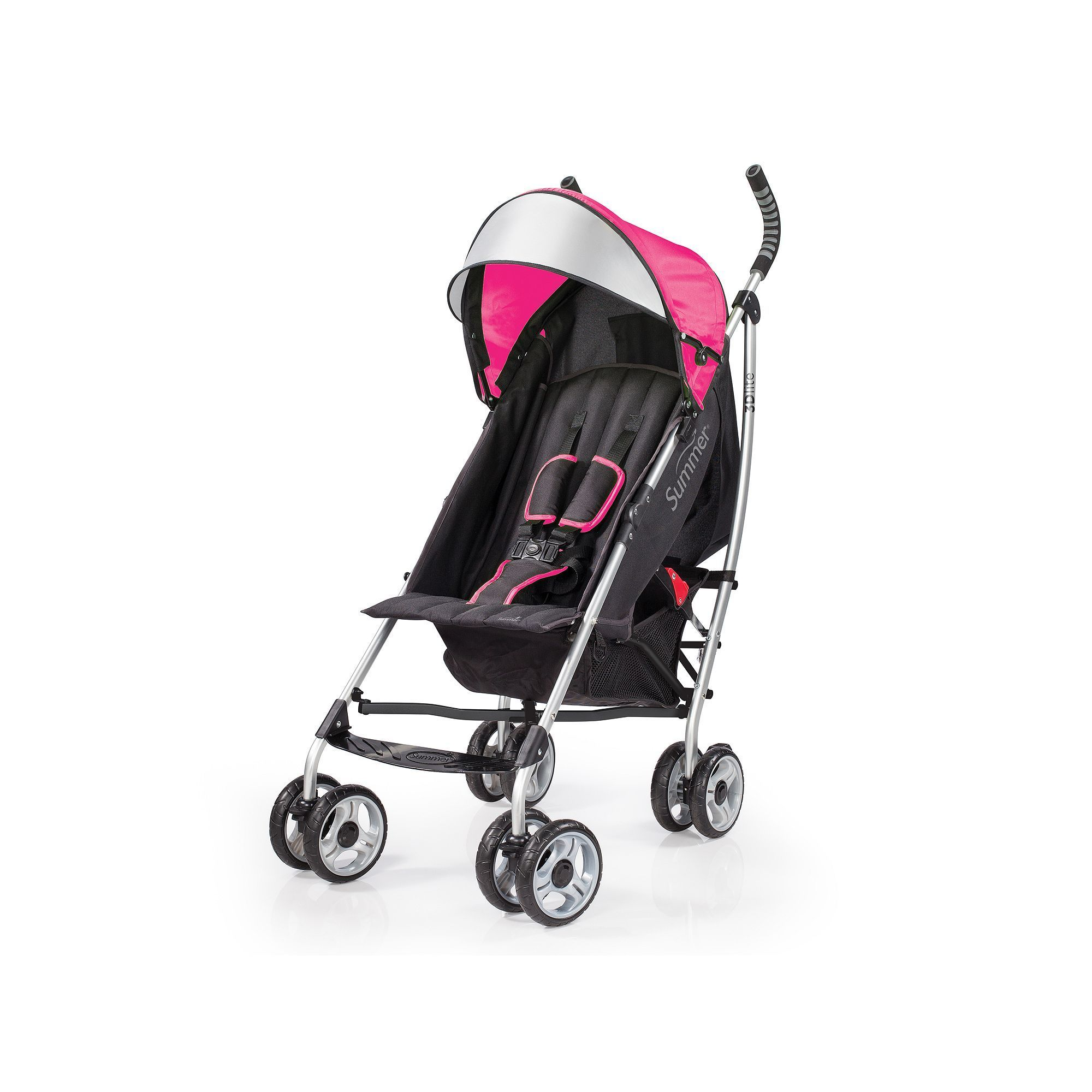 Delta Children LX Side by Side Tandem Umbrella Stroller ly $54 71 was $89 99