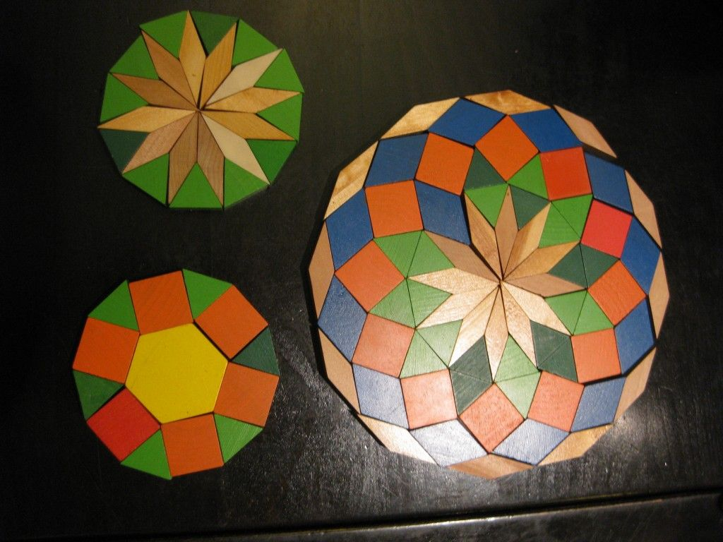 12 Gon Puzzle Challenge I
