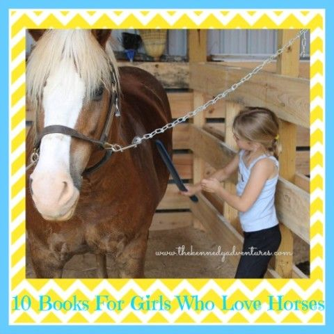 books for girls who love horses