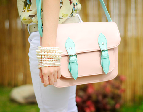 pastels are best when they gang up