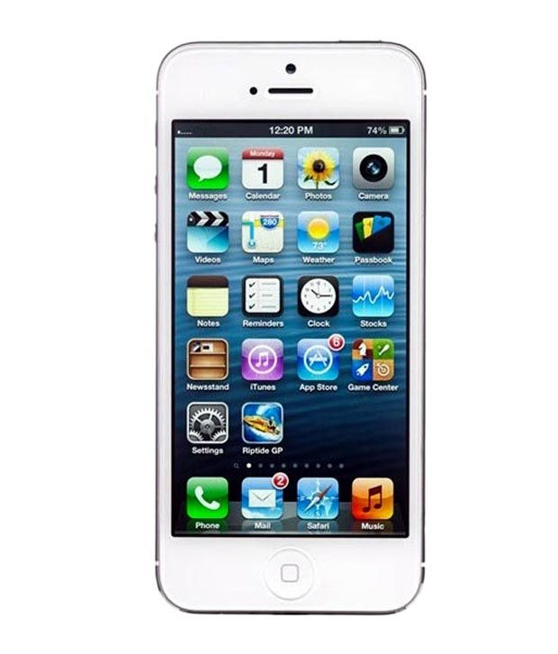 6 Discount On Apple Iphone 5 16gb White At Snapdeal Com Apple Iphone Apple Iphone 5 Iphone 5 16gb
