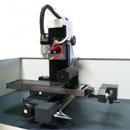 Know About Benchtop Milling Machine Systems Wabeco V8 High Sd Cnc Mill