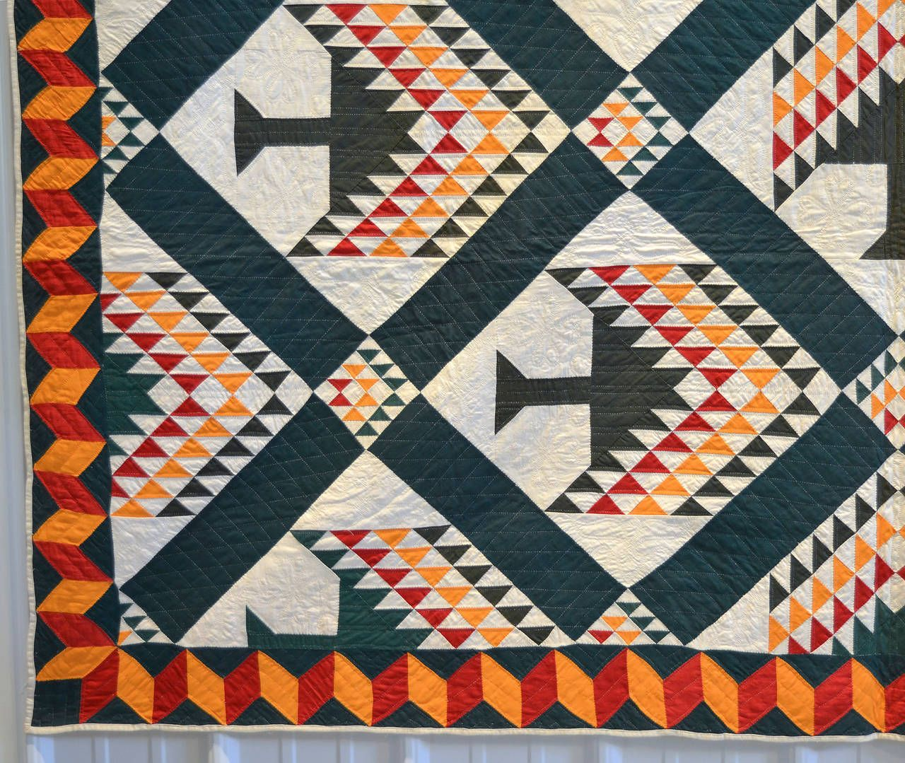Pin By Alison Friesinger On Quilts Quilts Tree Quilt Antique Quilts