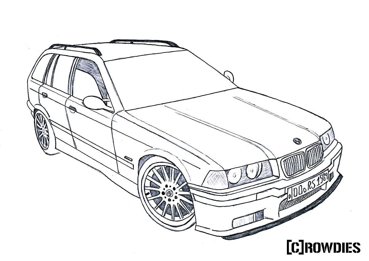 Bmw E36 Wagon