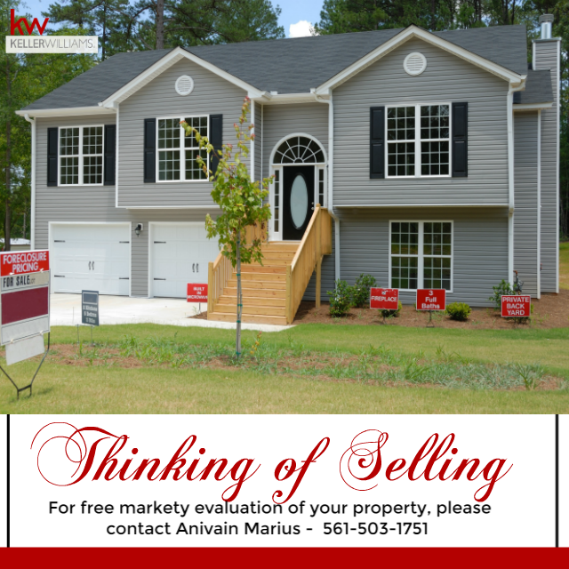 thinking of selling for free markety evaluation of your property