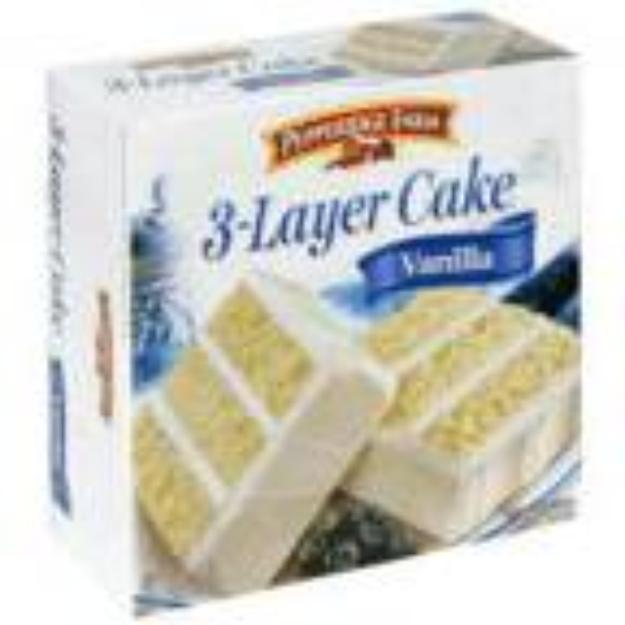 Pepperidge Farm 3 Layer Cake Vanilla Pepperidge Farm 3 Layer Cakes Farm Cake