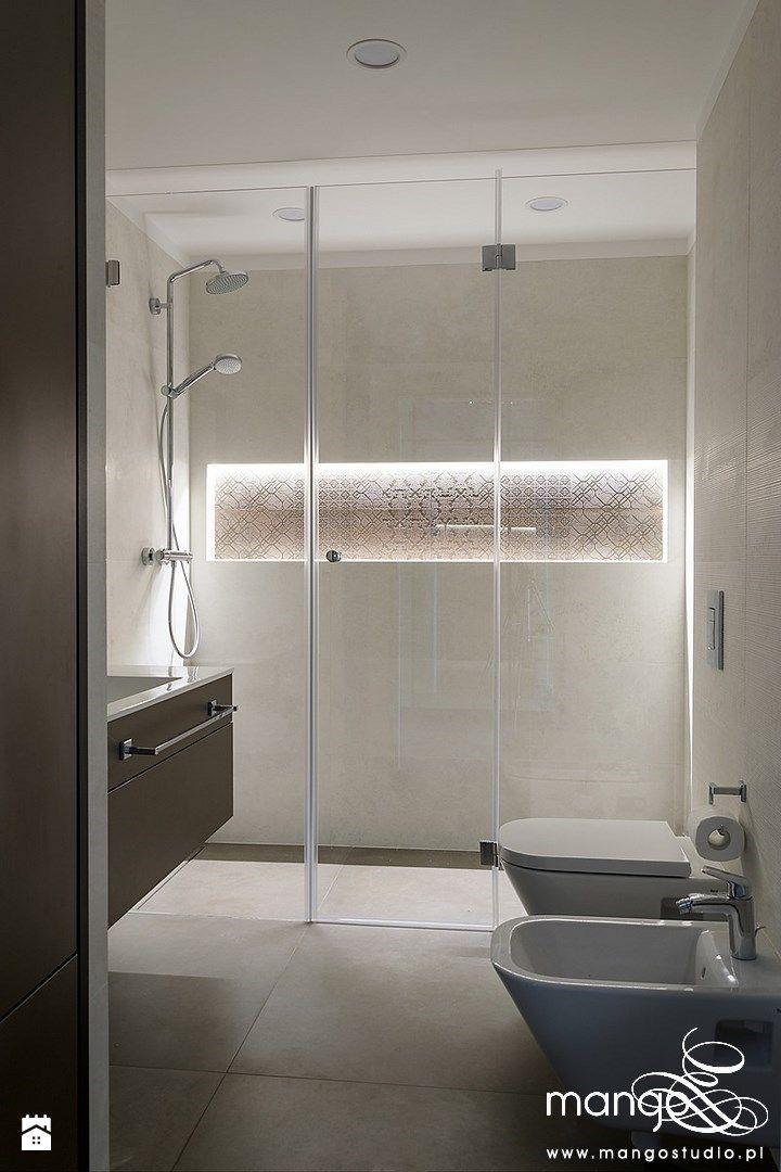 Aranżacje Wnętrz łazienka Mieszkanie Pod Wynajem 35m2