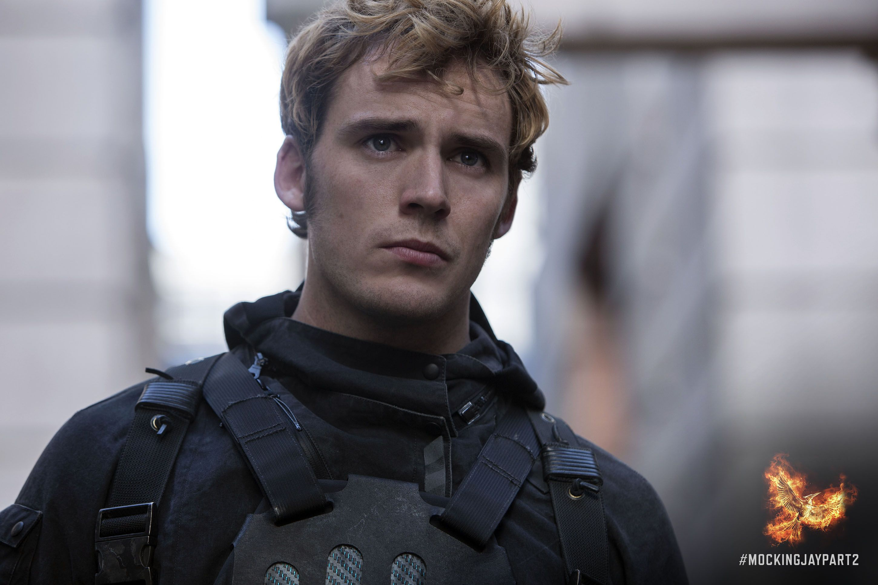 9 Burning Questions For 'The Hunger Games: Mockingjay ... |Mockingjay Finnick Odair