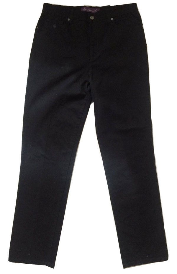 617e47d1740 Gloria Vanderbilt NEW Amanda Tapered Stretch Jeans