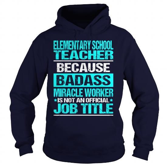 Awesome Tee For Elementary School Teacher T Shirts, Hoodie