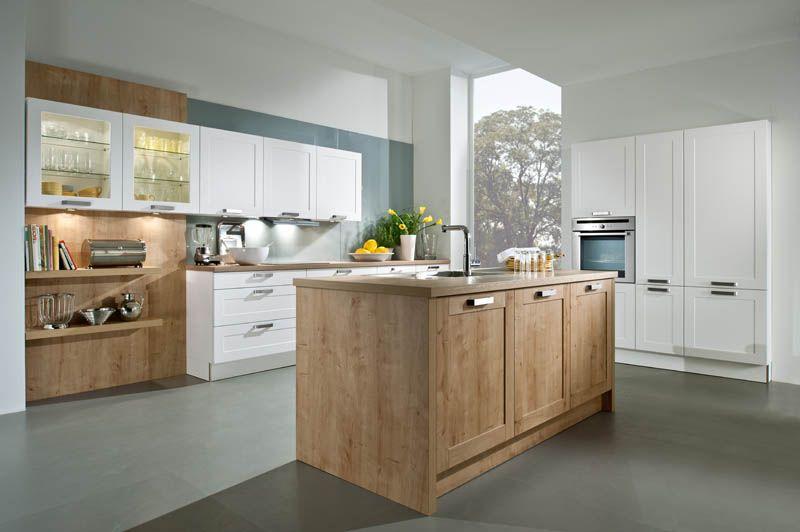 Boston / Lotus - Häcker Küchen | Leverancier Hacker Classic + ...